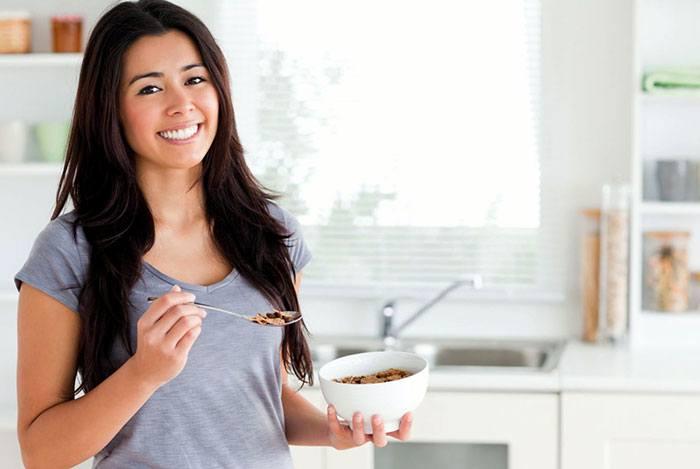 Ăn ngay sau khi đồ ăn được nấu chín