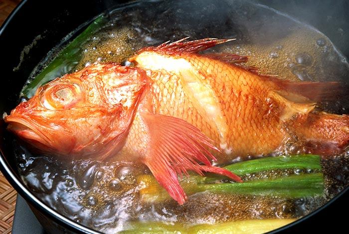 nấu thức ăn ở nhiệt độ thích hợp giúp chế biến thực phẩm an toàn