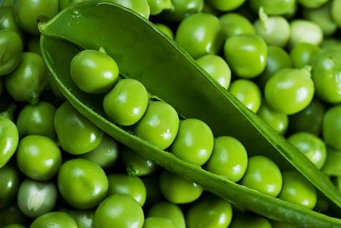 ăn các loại đậu để ngừa mụn