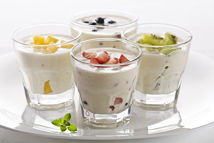 ăn sữa chua tốt cho hệ tiêu hóa và phòng chống ung thư