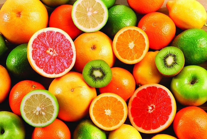 ăn trái cây có múi bổ sung vitamin C