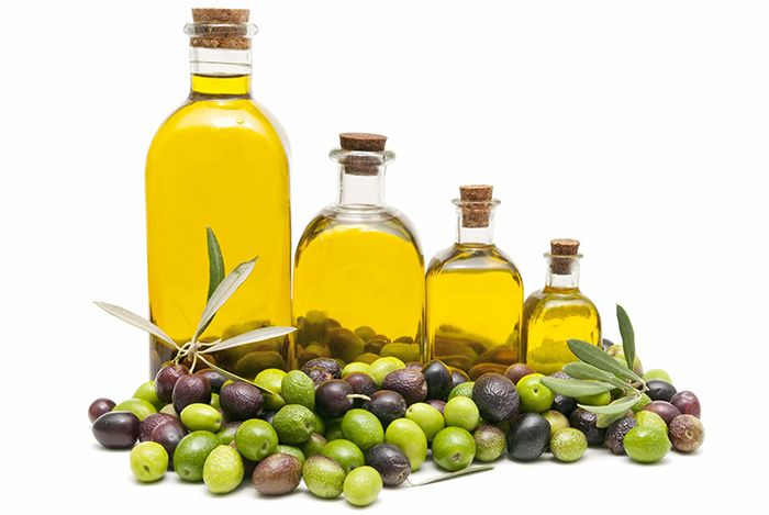 dầu oliu là thực phẩm bổ mắt