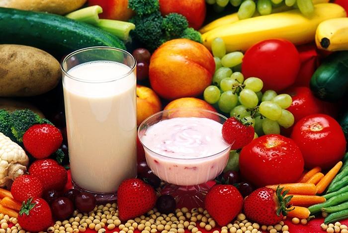 bổ sung thực phẩm giàu sắt cho trẻ