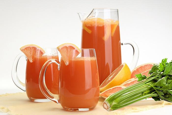bưởi chứa nhiều vitamin C tốt cho hệ tiêu hóa