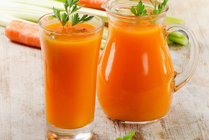 cà rốt rất cần thiết để có một làn da khỏe đẹp