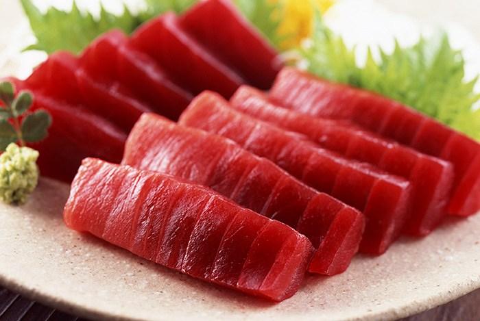 cá tươi giàu omega 3