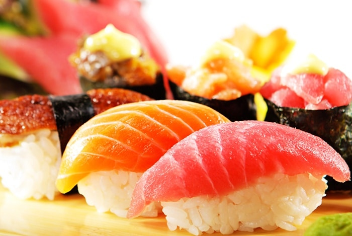 các loại cá nước mặn giàu axit béo tốt cho thận