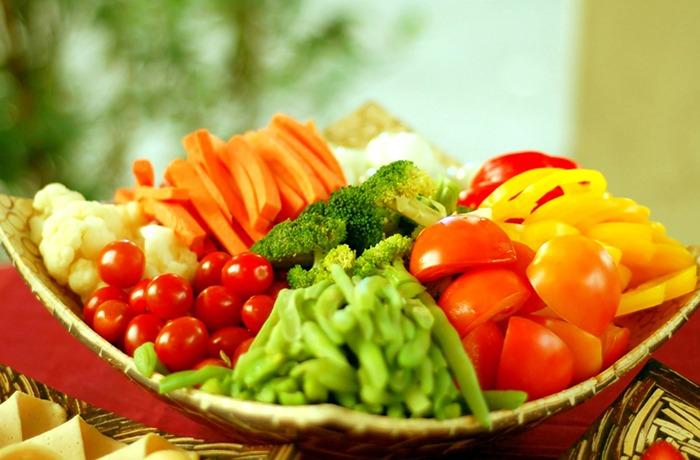 các loại rau xanh rất tốt cho gan