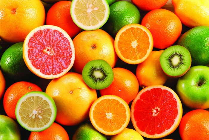 các loại trái cây có múi giàu vitamin C và ít calo