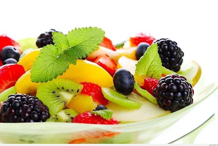 các loại trái cây mọng nước là thực phẩm tốt cho thận