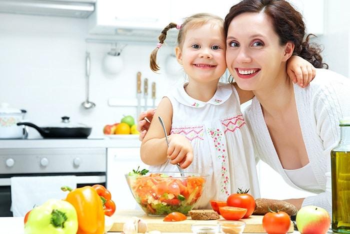 con khỏe mạnh nhờ 7 loại thực phẩm tăng sức đề kháng