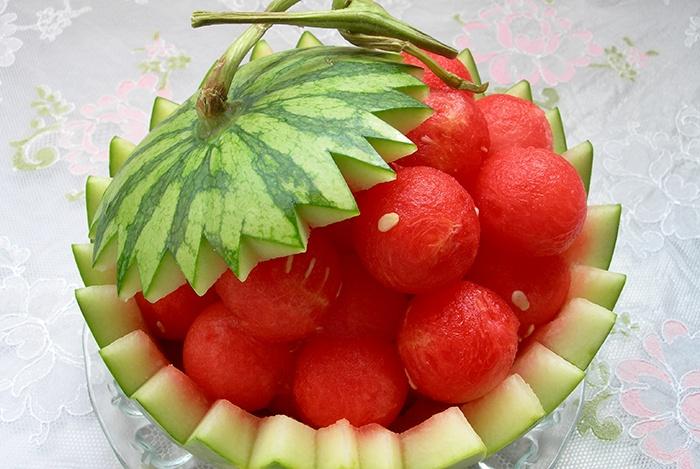 dưa hấu ít calo nên ăn nhiều cũng không sợ thừa cân