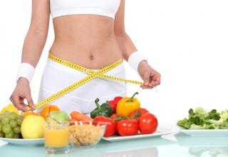 Giúp eo thon dáng chuẩn bằng thực phẩm giảm mỡ bụng