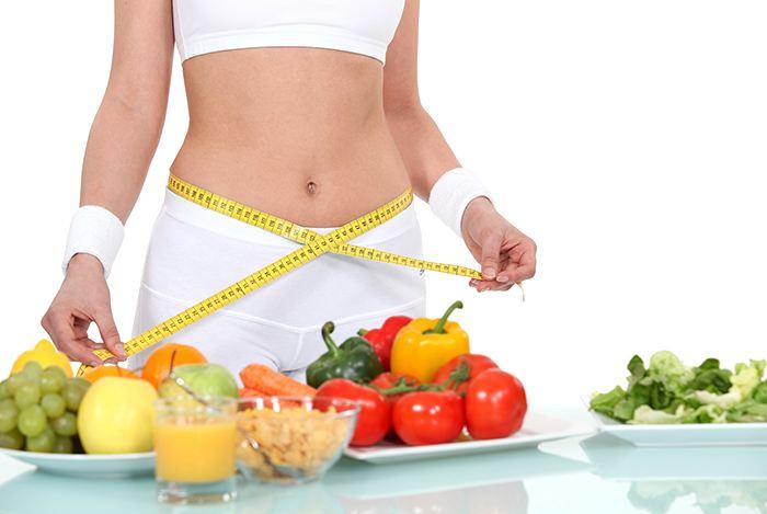 eo thon dáng chuẩn nhờ thực phẩm giảm mỡ bụng