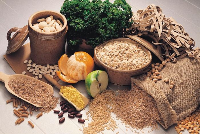 hạt ngũ cốc giúp lưu thông máu lên não