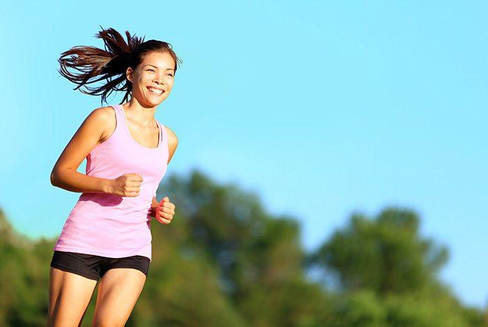 luyện tập thể dục hỗ trợ quá trình tăng cân