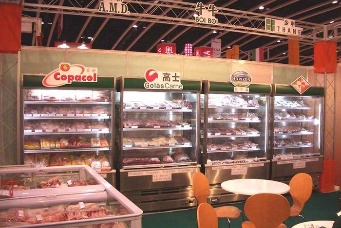 mua thực phẩm đông lạnh ở các cơ sở uy tín