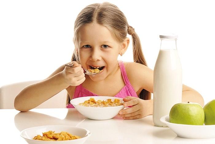 ngũ cốc dinh dưỡng tốt cho trí thông minh của trẻ