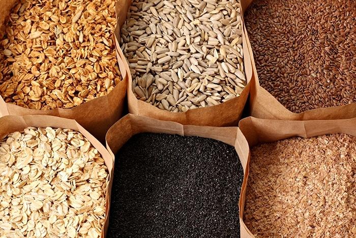 ngũ cốc là thực phẩm thiết yếu và tốt cho tóc