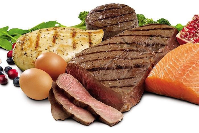 protein có tác dụng giảm mỡ bụng hiệu quả