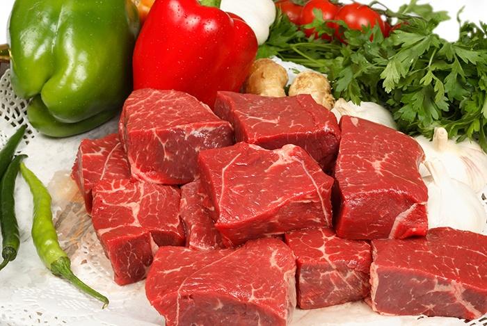 thịt bò giàu protein tốt cho nam giới