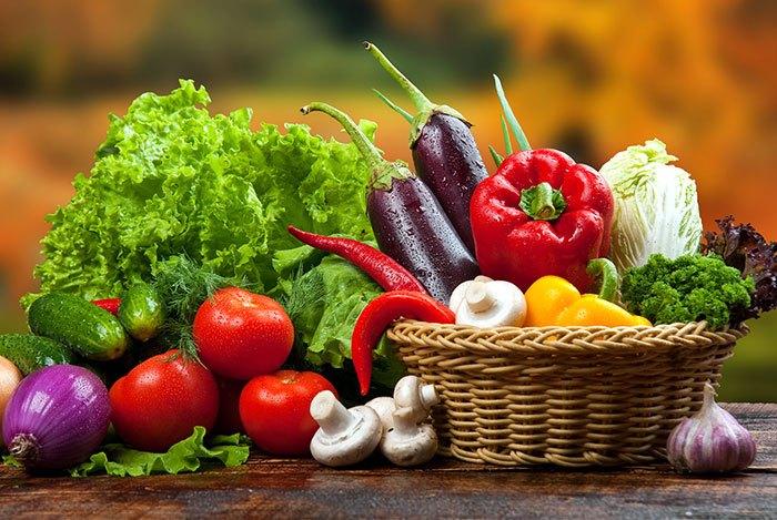 Thực phẩm giàu axit folic dành cho bà bầu