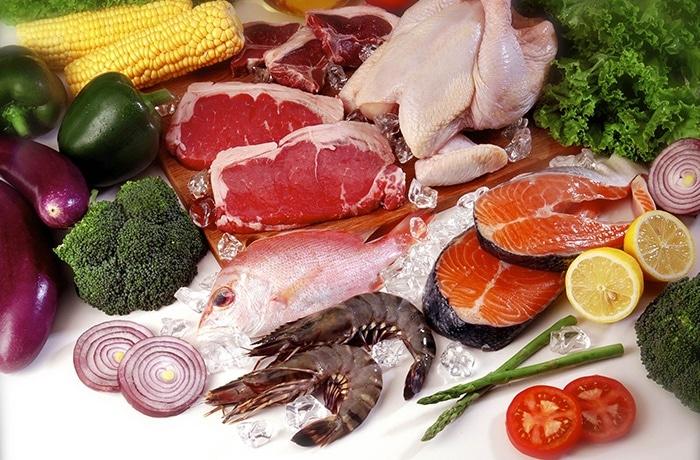 thực phẩm giàu đạm cần thiết để có sức khỏe tốt