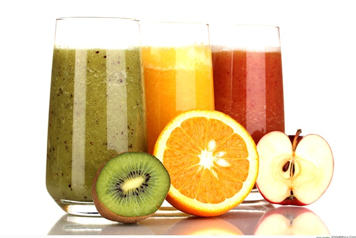 thực phẩm giàu vitamin C giúp giảm mỡ bụng