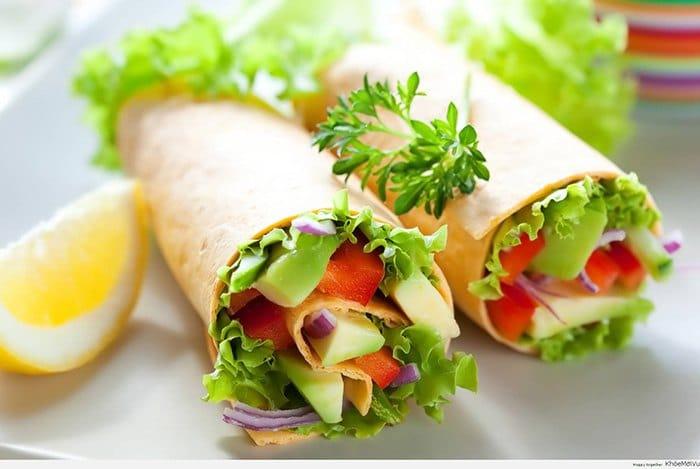 thực phẩm hữu cơ có hương vị tươi ngon