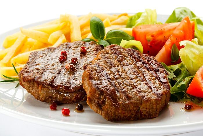 thực phẩm tăng cân giàu protein