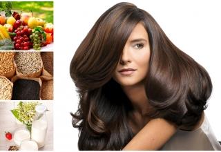 9 thực phẩm tốt cho tóc nên sử dụng hàng ngày