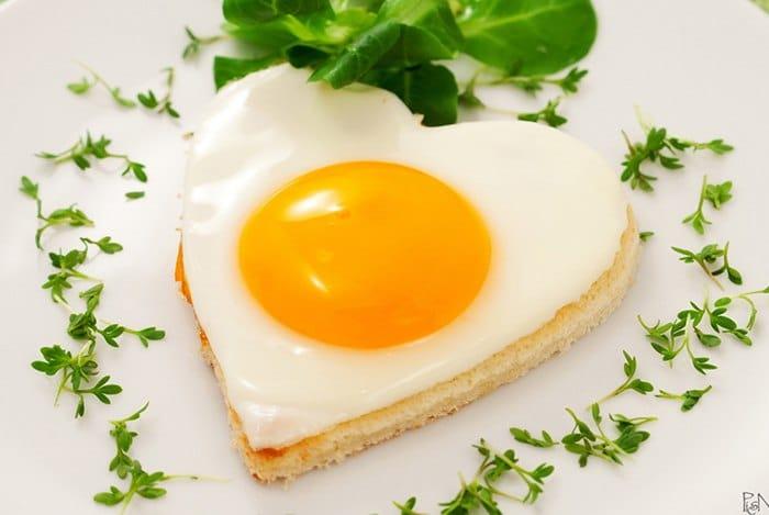 trứng là thực phẩm rất tốt cho trí nhớ