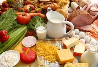 Những kiến thức bạn nên biết về bốn nhóm thực phẩm chính