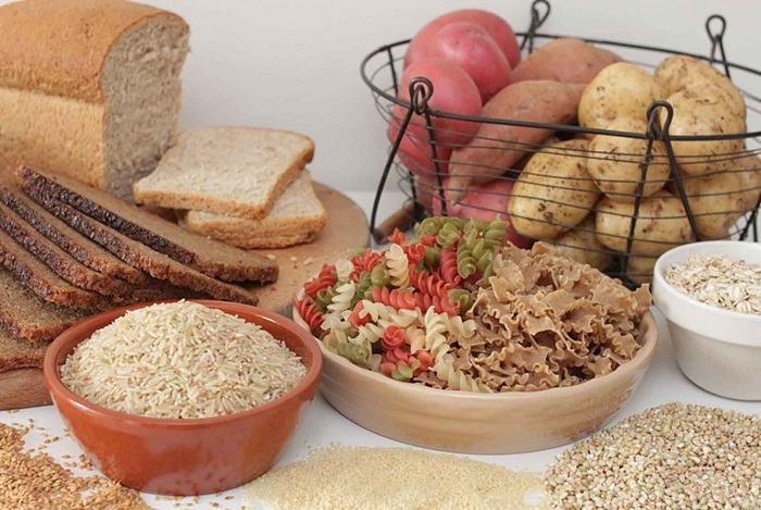 bốn nhóm thực phẩm