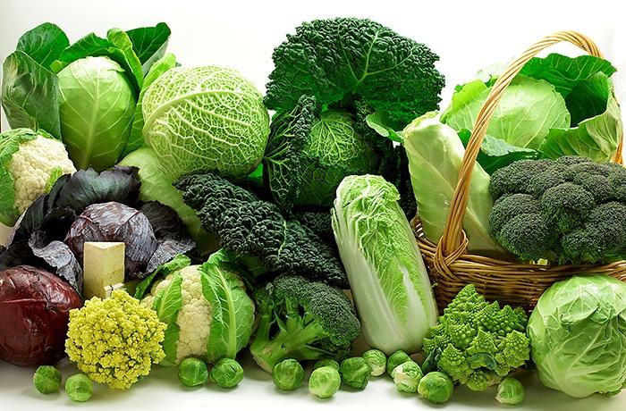ăn các loại rau xanh đậm, nhiều lá hàng ngày để có bộ não khỏe mạnh