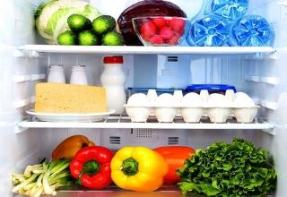 8 nguyên tắc bảo quản thực phẩm trong tủ lạnh