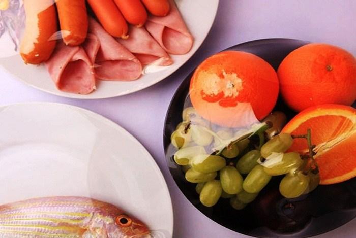 bảo quản thực phẩm trong tủ lạnh