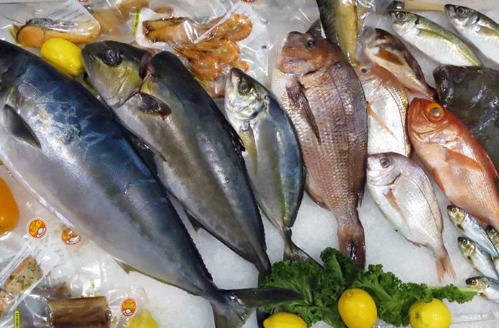 cá biển giàu acid béo có lợi cho làn da