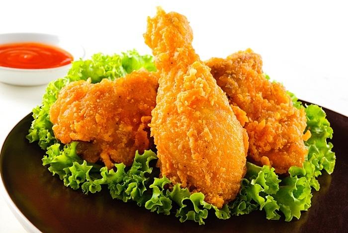 thực phẩm gây ung thư