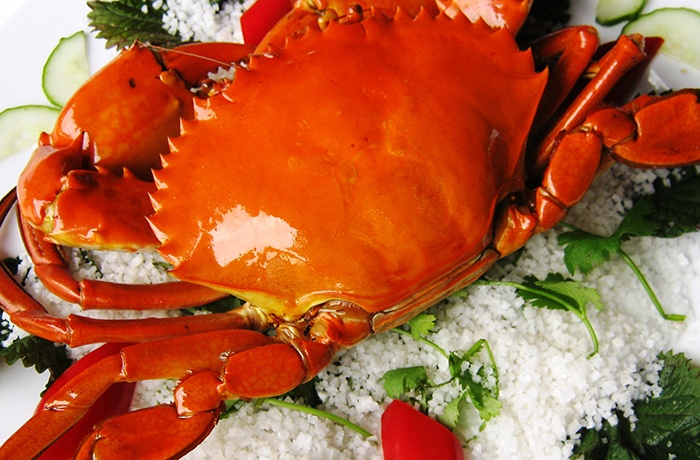 các loại hải sản có vỏ cứng tốt cho việc sinh con trai