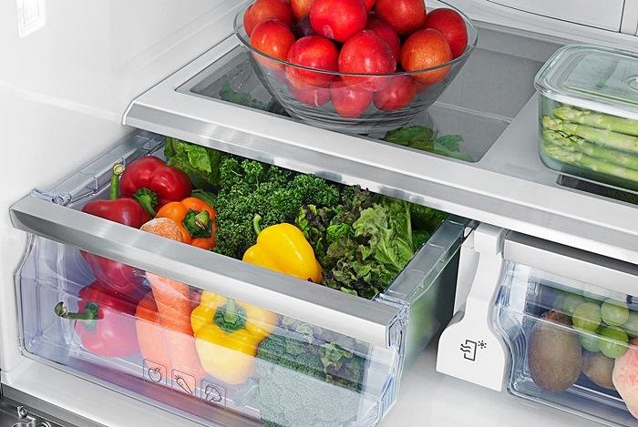 tủ bảo quản thực phẩm