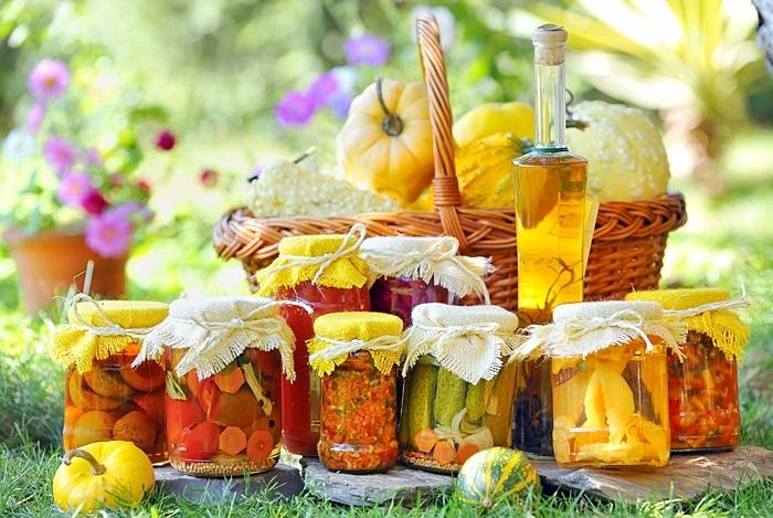 chất bảo quản thực phẩm