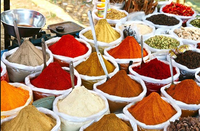 co 21 loại phẩm màu được phép sử dụng