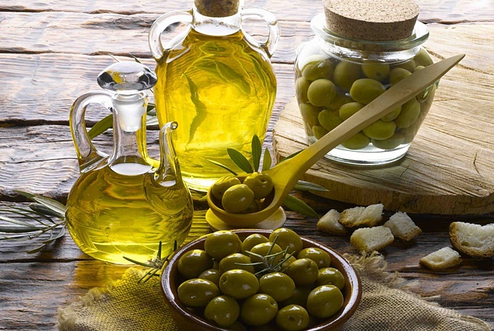 thực phẩm giàu vitamin E