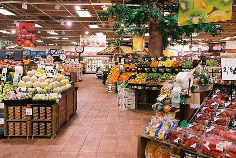 kinh doanh thực phẩm sạch