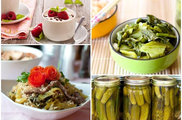 lợi ích và tác hại khi sử dụng thực phẩm lên men