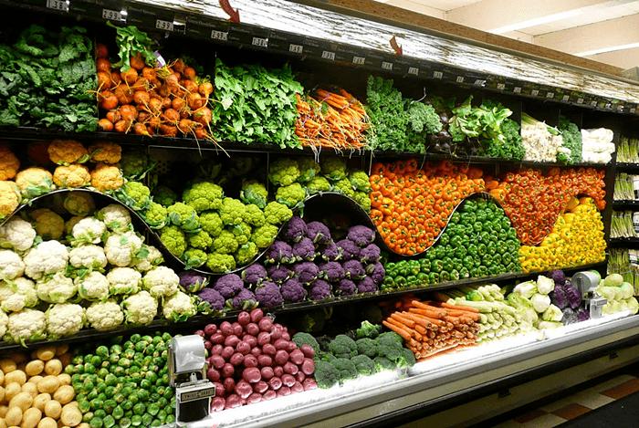 Phần mềm quản lí bán hàng nông sản và thực phẩm