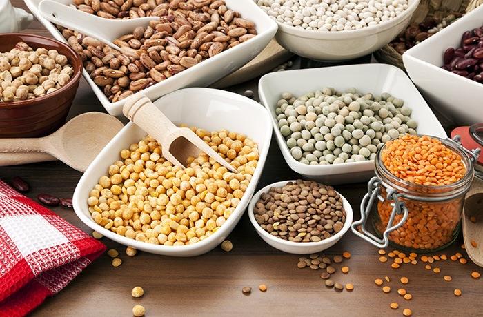 nhóm tinh bột là thực phẩm lành mạnh không thể thiếu hàng ngày