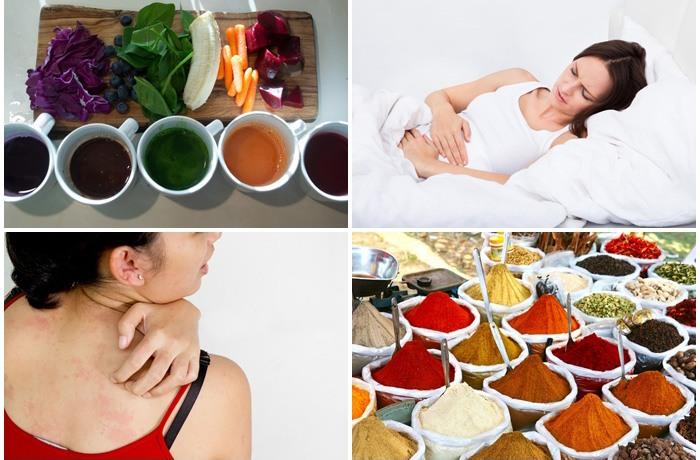 phẩm màu thực phẩm và những tác hại của nó