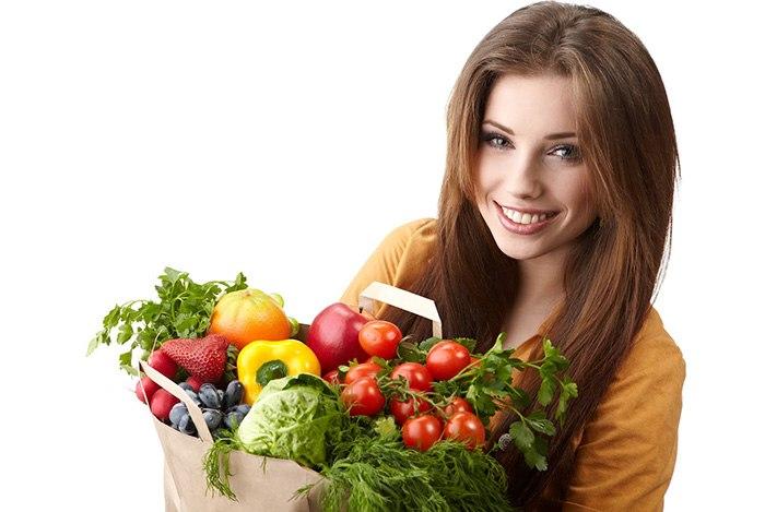 Thực phẩm tốt với sức khỏe